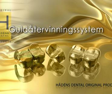 Guldåtervinningssystem